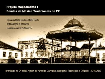 coreto - Projeto Mapeamento I Mata Norte