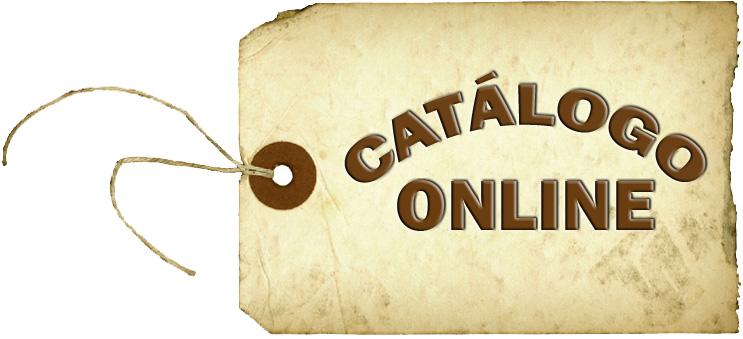 Catálogo de Caranguejeira