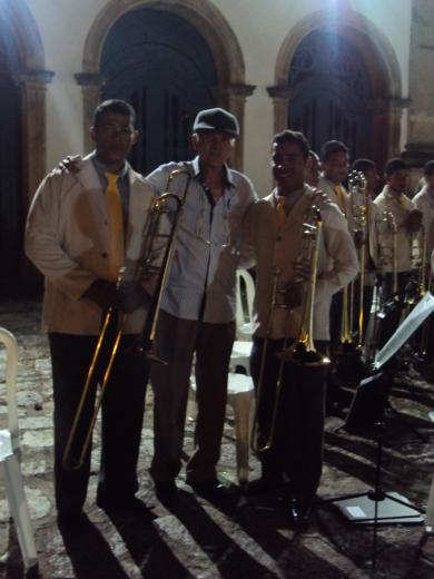 Aniversario da Filarmonica Carlos Gomes, 98 anos