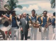 Banda ETFAL, Mestre Manuca, Paranhos a direita