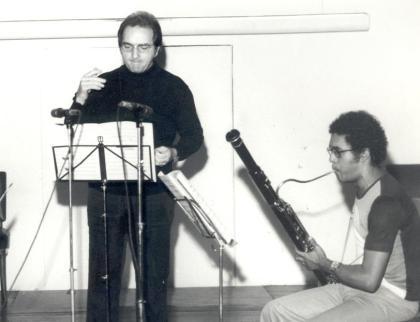 Noel Devos e Airton Barbosa