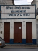 sede do Grêmio Bonjardinense