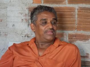 Mestre de Banda Lula Barbosa, tio paterno do Juliano