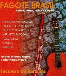 CD - Fagote Brasil - Juliano Barbosa