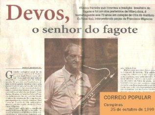 Noel Devos, porf. do Airton e do Juliano