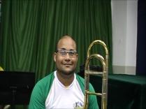 Raffael Santana – (Trombone)