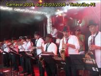 Pé de Cará Frevo Orquestra, Timbaúba/PE