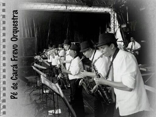 Pé de Cará Frevo Orquestra, Timbaú-PE 8