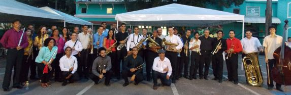 Banda Sinf do CPM 3