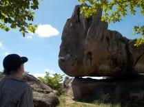 Pedra do Navio e Formiga