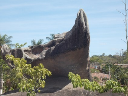 Pedra do Navio