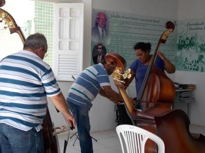Projeto Musical LEVINO FERREIRA – O MESTRE VIVO