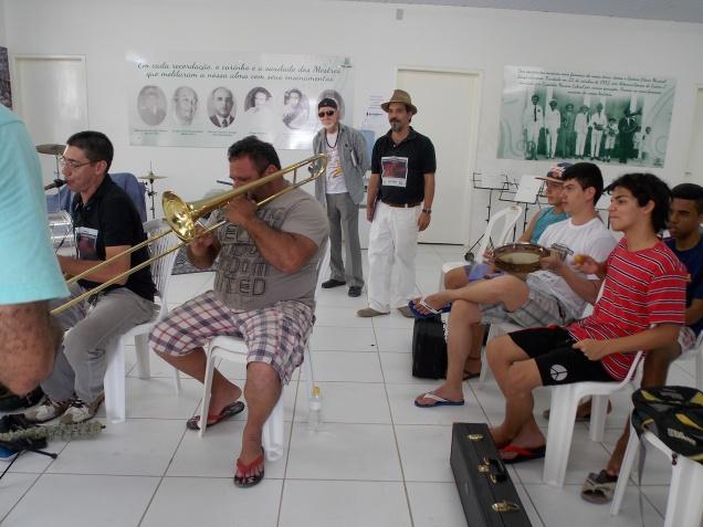 Maestro Formiga e Juliano Barbosa