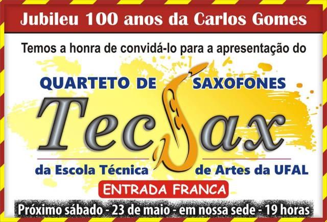 Fil Carlos Gomes centenário - evento 2