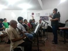 Gremio Henrique Dias e Maestro Ivan 3