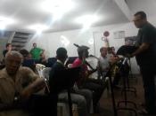 Gremio Henrique Dias e Maestro Ivan