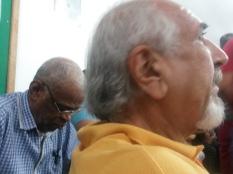 Maestro Edson Rodrigues e Newton Caivano