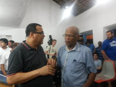 Maestro Ivan e Edson Rodrigues
