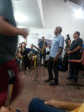 Mestro Edson Rodrigues e Ivan