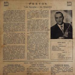 Zaccarias E Sua Orquestra - contrap