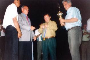 Campeonato de bandas da Federação (Premiação)