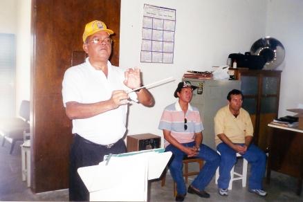 maestro Petrúcio Ramos em Pão de Açúcar (AL)