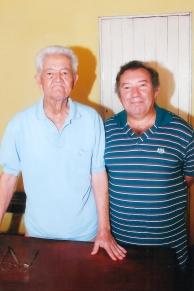 maestro Manoel Alves de Marechal Deodoro (AL) e Wilson Lucena
