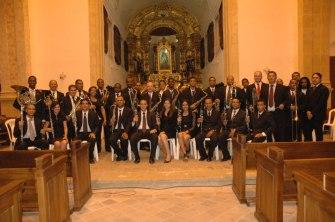Banda Sinf. do CEMO - regência Nilson Lopes 11
