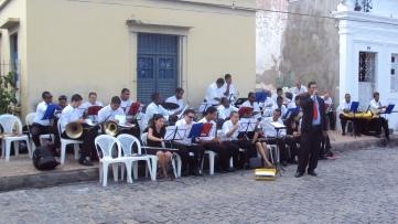 Banda Sinf. do CEMO – regência Nilson Lopes 13