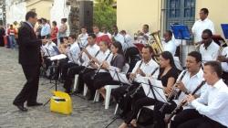 Banda Sinf. do CEMO – regência Nilson Lopes 7