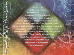 espelho CD Orquestra Raízes Pernambucanas