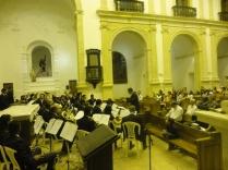 Banda Sinf. do CEMO – regência Nilson Lopes 2