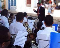 Nilson Lopes e Banda Sinf. CEMO Olinda